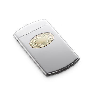 Krediitkaardihoidja Classic kuldse detailiga, 110x60x8mm, Dalvey
