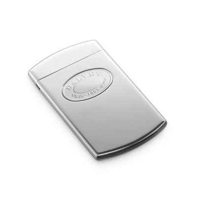 Krediitkaardihoidja Classic hõbedase detailiga, 110x60x8mm, Dalvey