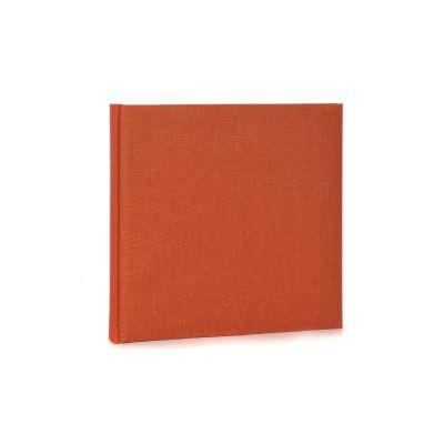 Fotoalbum klassikalise lehega Summertime,oranz,25x25cm, sisaldab 60 valget lehekülge. G 24.706