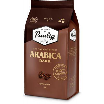 Kohvioad Paulig Arabica Dark 1kg