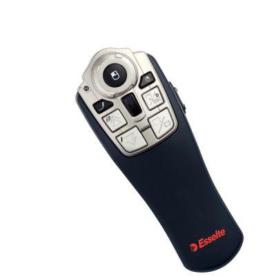 K0062457_1_Esitluspult_Esselte_Laser_Remote_LR12_Pro_Pen_ja_Eraser_hot_key_Air_Draw_in_Powerpoint_mouse_control