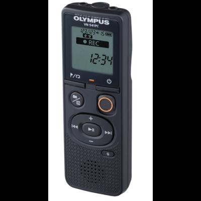 Digidiktofon Olympus VN-541PC black 4GB WMA 1,39` display 2xAAA, mobiilne USB-kaabel, 2YW