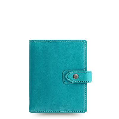 Filofax - Malden pocket Kingfisher Blue (sinine)
