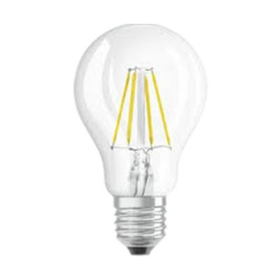 Lamp Led Fil PhRF CLA40 4W/827 E27 ( 470lm, 2700K) FR matt/ sobib 40W valgustile ARIA