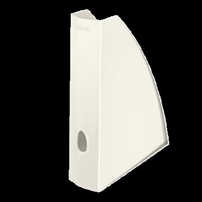 Dokumendikast 75x318x272mm metallik valge Leitz Plus WOW