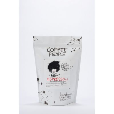 Kohvioad Coffee People Espresso No. 3  1kg