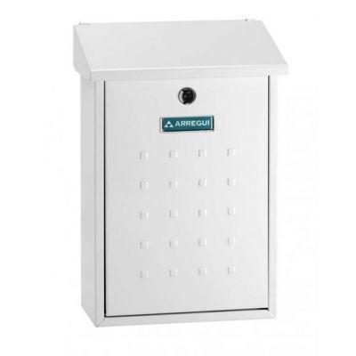 Postkast ARREGUI Premium E5601-LK; L-250xK-400xS-100mm /valge