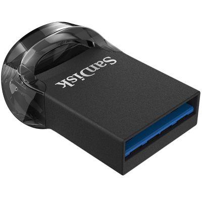 USB-Mälupulk Sandisk Cruzer Ultra Fit USB3.1 128GB kuni 130MB/s