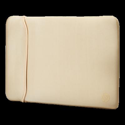 Sülearvuti ümbris HP 15.6 Blk/Gold Chroma Sleeve 2UF60AA reversible ümberpööratav must/kuld