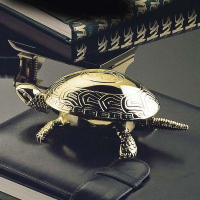 "El Casco kirjapress-letikell ""Turtle"" M-700 kuldne G-N"