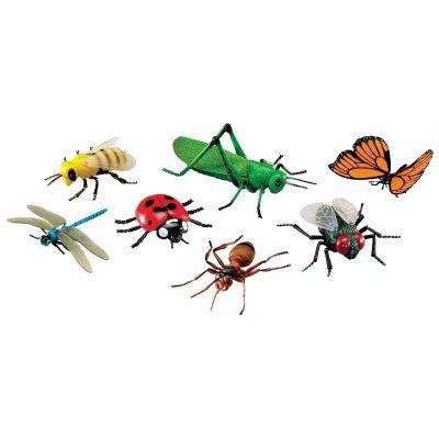 Putukad, suured, 7 tk