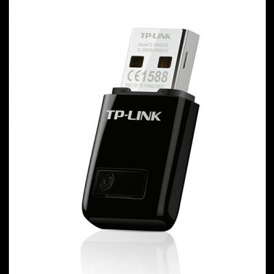 WLAN USB-adapter TP-Link TL-WN823N Wireless (antenna 3dBi) 802.11n/300Mbps 2YW
