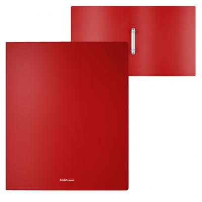 Rõngaskaaned Classic Erich Krause A4 2-rõngaga 25mm (selg35mm),punane