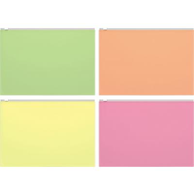 Kileümbrik lukuga A4 Erich Krause FizzyNeon,assortii, erinevad värvid