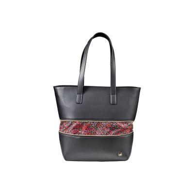 """Sülearvuti kott Wenger Eva Women's 13"""" lukust 3cm laiendatav lillemustriline koos eemaldatava sülearvuti taskuga"""