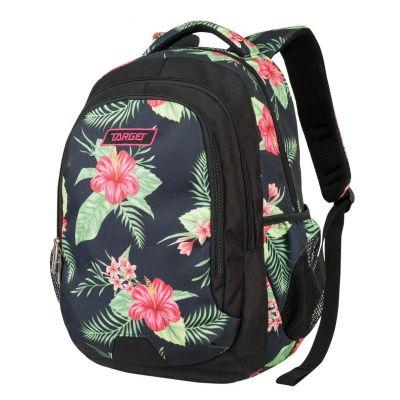 Koolikott Target Be Pack Floral Black