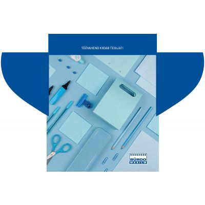Kinkekaardi ümbris Büroomaailm, sinine
