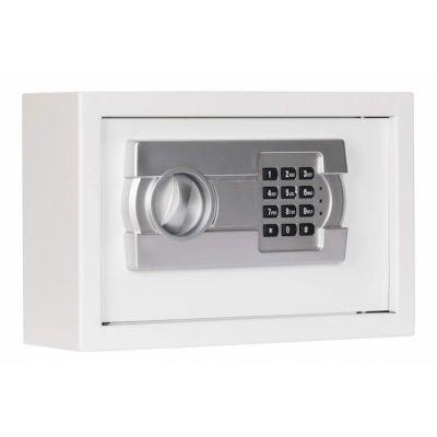 Seif/turvakapp Protector Key 24-E, 24-le võtmele, elektr. koodlukk+avariivõtmelukk/ valge