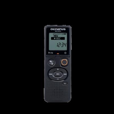 Digidiktofon Olympus VN-540PC black 4GB WMA 1,39` display 2xAAA, mobiilne USB-kaabel, 2YW