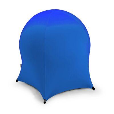 Palltool JELLYFISH  30103 sinine, 55x55xH-63cm täispuhutav kummipall metallraamil/ max 120kg