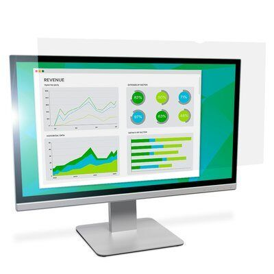 Ekraanifilter 3M AG22.0 297x474mm 16:10 peegeldusvastane filter, Desktop Anti-Glare Filter 22´´