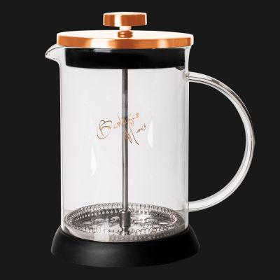 Kohvi- ja teepresskann ROSE GOLD 800ml
