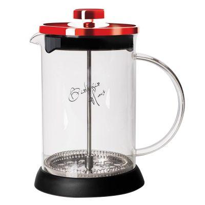 Kohvi- ja teepresskann BURGUNDY 350ml