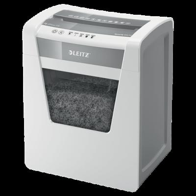 Paberipurustaja Leitz IQ Office - P5(2000tk - 2x15mm) 10lehte 120min 23L(250lehte) AntiJam