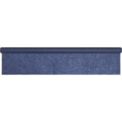 Siidipaber õlgedega sügav sinine 25g, 70x150cm rullis, Heyda