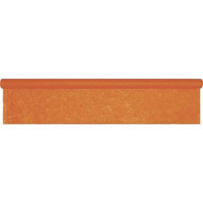 Siidipaber õlgedega oranž 25g, 70x150cm rullis, Heyda