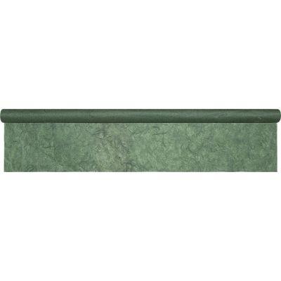 Siidipaber õlgedega tumeroheline 25g, 70x150cm rullis, Heyda