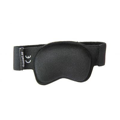 Randmetugi Duopad wrist support black/must randmele kinnitatav geeliga padi