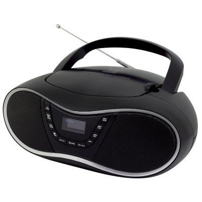 Magnetoola Soundmaster SCD1990SW FM/DAB Radio, CD Player, USB-MP3, äratuskell, Boombox 2x2W RMS