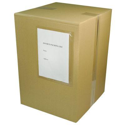 Pakkesedeliümbrik C5, 100tk/pk