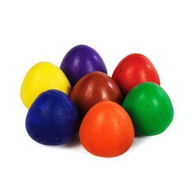 Rasvakriit munakujuline, 5 x 6 cm, 8 värvi, 1+