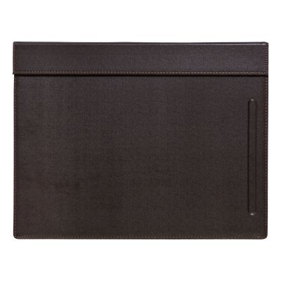 Kirjutuslauamatt WALTER 79976, 34x45cm/ PU kunstnahk, tumepruun