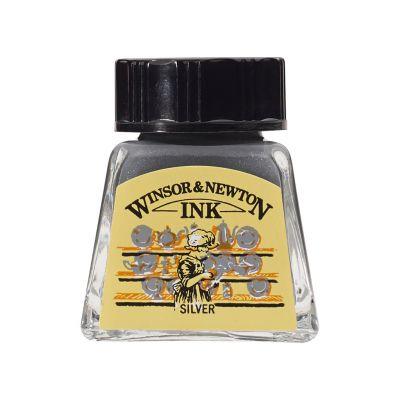 Tint W&N 14ml 617 silver