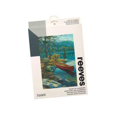 Maalimine numbrite järgi Artist Collection 22x30cm Lake