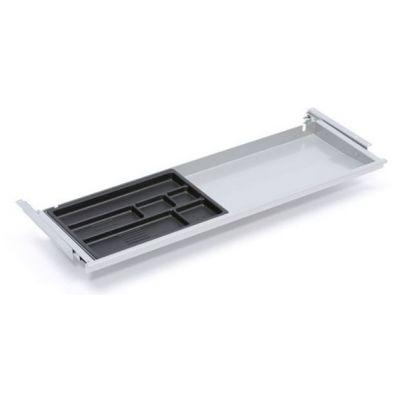 Pikk lauasahtel L-875S-260 xK-30/45mm+ plast. pliiatsisahtel/ alum.hall metall