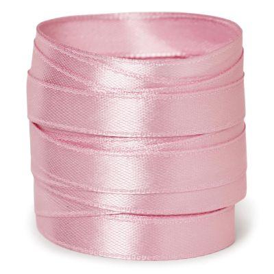 Käsitööpael satiin 10mm x 30m, roosa