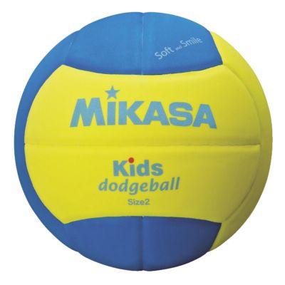 Rahvastepall Mikasa Kids, EVA pinnakattega, hästi haaratav, D 19,7 cm, kaal 150 g.