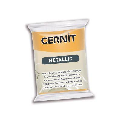 Polümeersavi Cernit Matallic 56g 050 gold -kuld