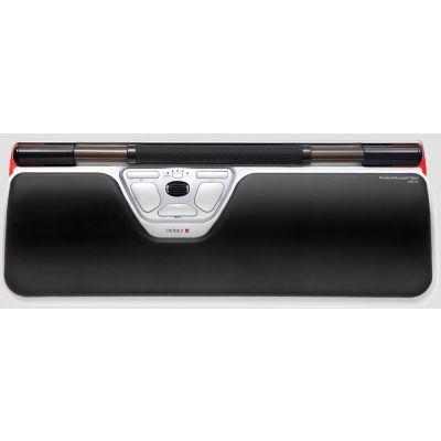 Hiir Contour RollerMouse Red Plus Wireless/juhtmevaba, twin-eye lasersensor, DPI600-DPI2800, OSX/Windows, 6 nuppu (programmeeritavad)