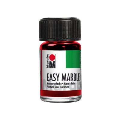 Marmoriseerimisvärv 15ml 031 cherry red
