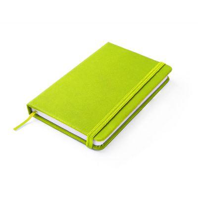 Märkmik VITAL A6 öko-nahk roheline