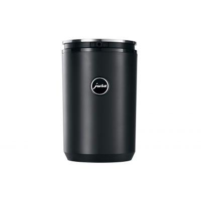 Piimajahuti Jura Cool Control 1.1L Black/must