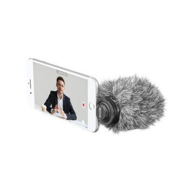Mikrofon Boya iOS nutiseadmetele BY-DM200 Lightning Plug-In 25-20000Hz -38dB