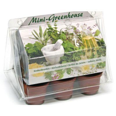 Corthogreen mini kasvuhoone (Maitsetaimed) END!!!