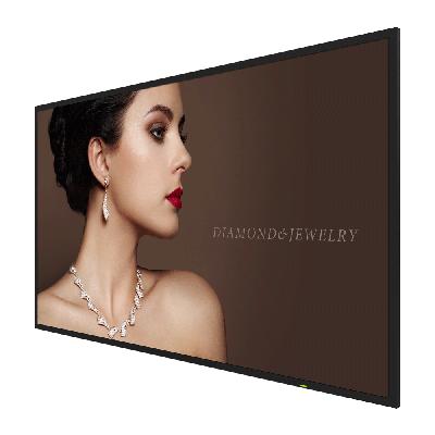 "Digitaalne ekraan BenQ Smart Signage ST4301K, 43"", 3840 x 2160 pix, 350 nits, landscape/portrait, Android"