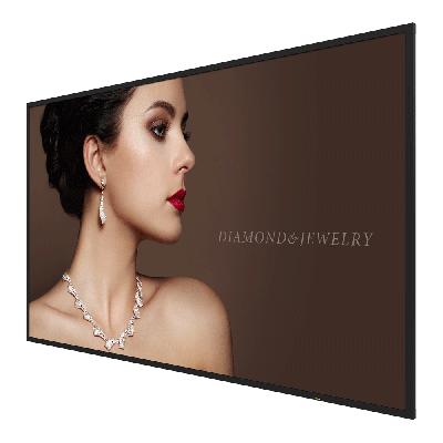 "Digitaalne ekraan BenQ Smart Signage ST5501K, 55"", 3840 x 2160 pix, 350 nits, landscape/portrait, Android"